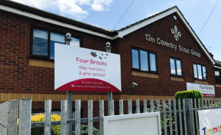 Four Brooks Day Nursery