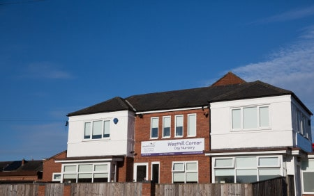 Westhill Corner Day Nursery Coundon Coventry - Tommies Childcare
