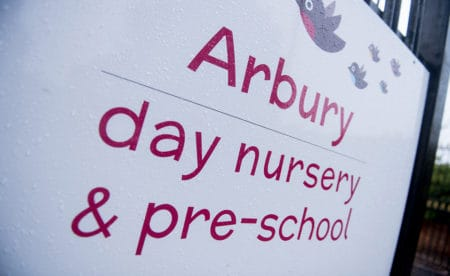 day nursery nuneaton
