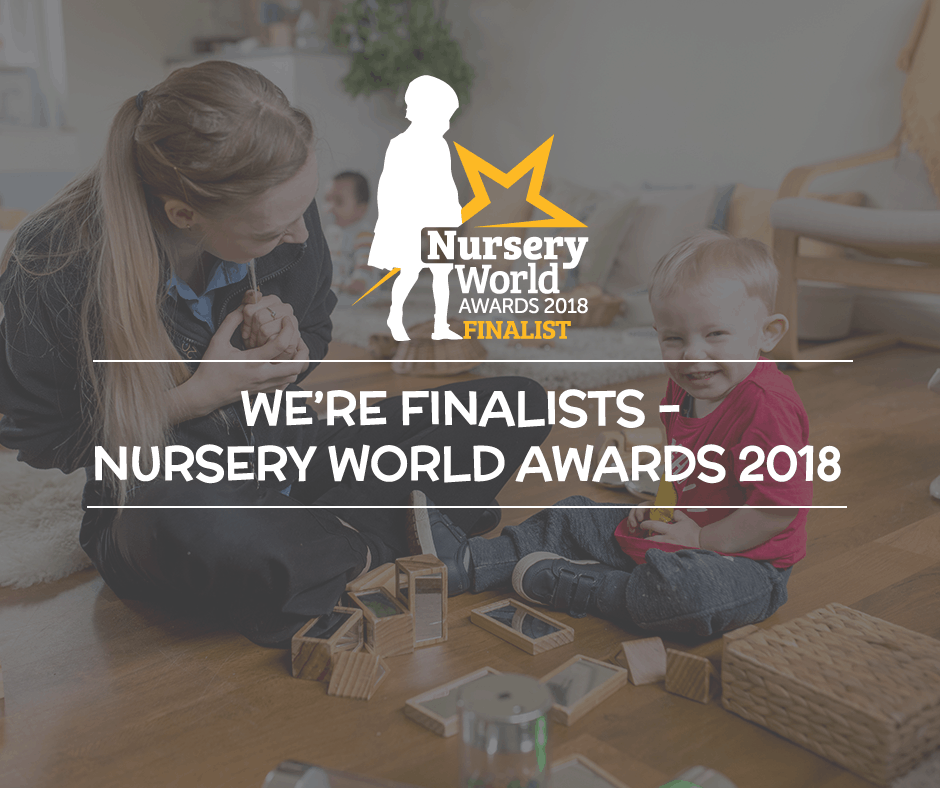 Nursery World Awards 2018 Finalists
