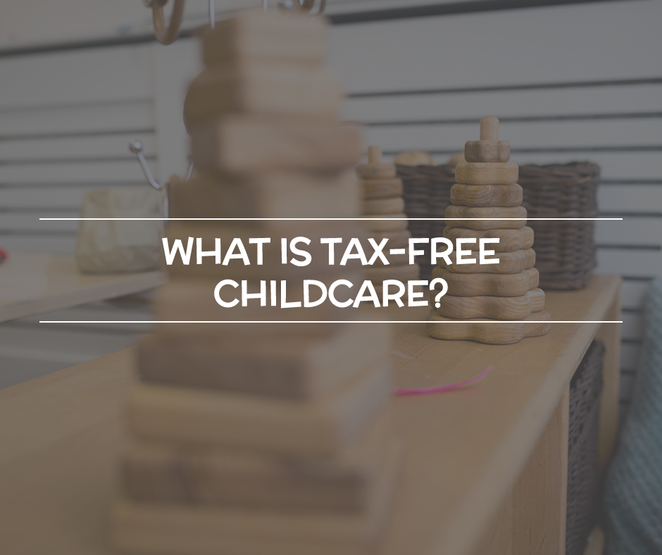 what is tax-free childcare?